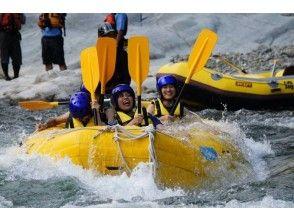 プランの魅力 Great satisfaction rafting の画像