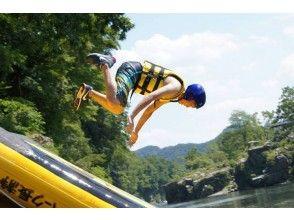 プランの魅力 There is also a jumping platform の画像
