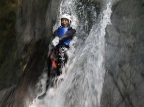 [Okutama canyoning] integrated with nature! Charm of description image of