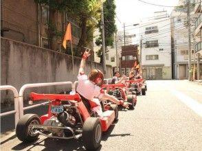 【東京・秋葉原】東京の街をカートで疾走!!の魅力の説明画像