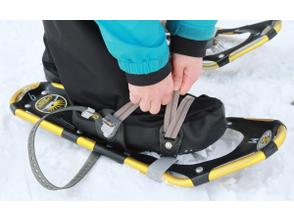 【群馬・吾妻】スノーシューで歩く!雪の森探検2時間コースの魅力の説明画像