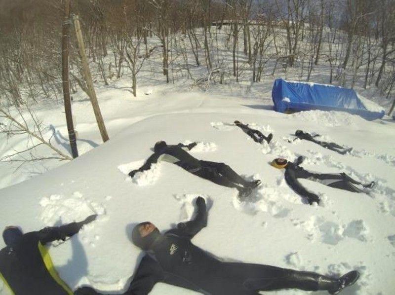 プランの魅力 みんなで雪遊び の画像