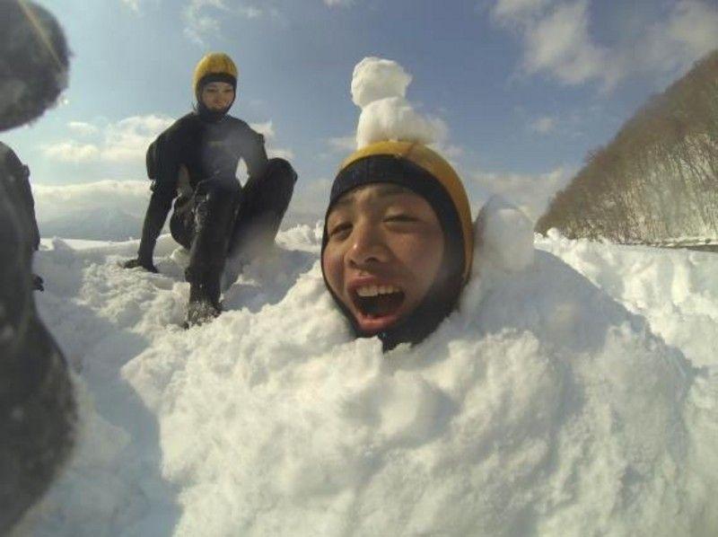 プランの魅力 雪に埋まる!? の画像