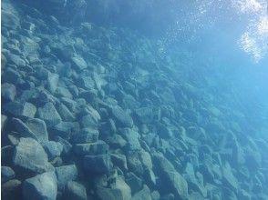 [Hokkaido Chitose Shikotsuko] of ice experience dive tour attractive description image