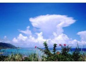 プランの魅力 澄みきった石垣島の青空 の画像