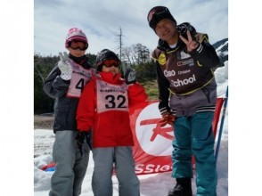 【岐阜・御岳】御岳の雄大な景色を眺めながらスキー・スノーボード体験!ジュニアレッスン!の魅力の説明画像