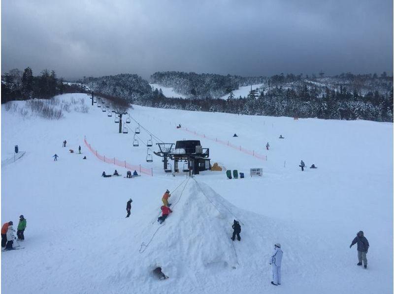 プランの魅力 雪山のぼり の画像