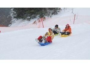 【岐阜・御岳】ちびっ子大集合!楽しみながら滑れるキッズレッスン!の魅力の説明画像