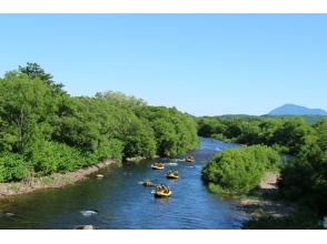 [Hokkaido, Niseko] Outdoor representative of the Niseko! Exhilarating rafting-half-day course! Charm of description image of