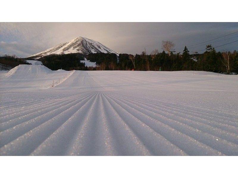 プランの魅力 雪質もパウダースノー の画像