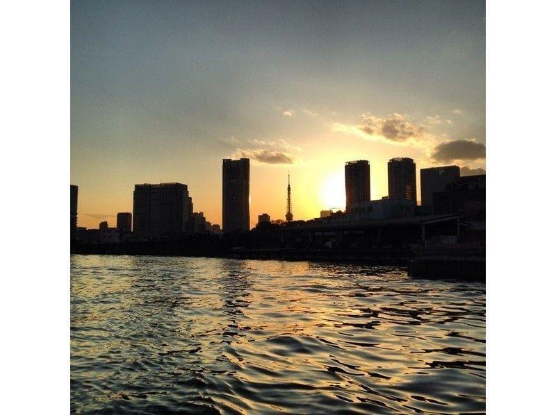 プランの魅力 時間によっては夕焼けも の画像