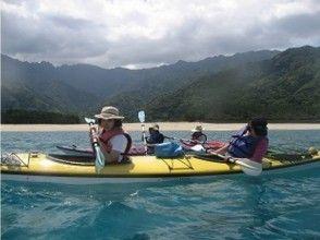 プランの魅力 Let's row into the blue sea! の画像