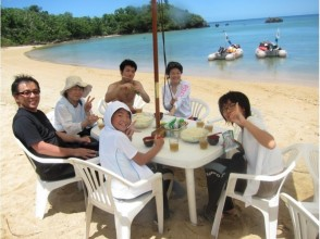 プランの魅力 在海滩上放松课程 の画像