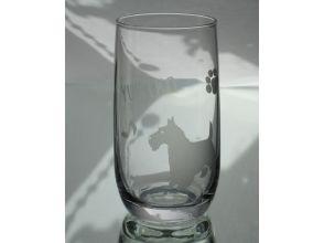 【埼玉・川口】名前や特別なメッセージも刻める! サンドブラスト・グラス制作の魅力の説明画像