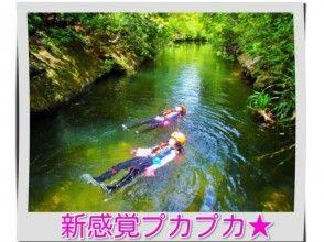 【沖縄・西表島】いま注目、人気沸騰中!「キャニオニング」コース(半日 AM・PM 3時間)の魅力の説明画像