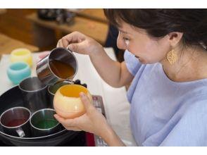 【沖縄・北谷】記念日体験 メッセージギフトキャンドルの魅力の説明画像
