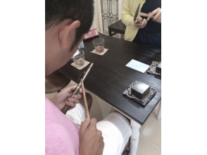 [Making Okinawa Naha accessories] to precious memories! Charm of description image of the original ring making experience