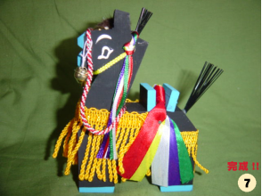 【岩手・盛岡】岩手の郷土玩具!ちゃぐちゃぐ馬っこ絵付けの魅力の説明画像