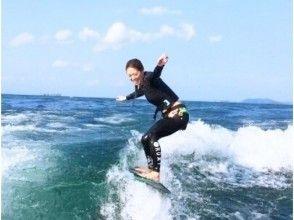 【滋賀・琵琶湖】レジャーパック【バナナボート&ウェイクサーフィン体験】の魅力の説明画像