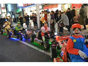 ★ Recommended ★ [you with Odaiba, Tokyo sightseeing tour guide] cart experience 3 hour course of the hottest cosplay attractive description image