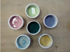 プランの魅力 6 types of paint の画像