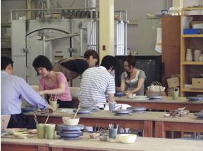 プランの魅力 Hand beauty batter Pottery Experience の画像