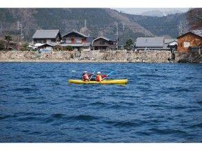 【滋賀】びわ湖お花見カヤックツアー 2017の魅力の説明画像