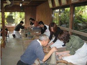 プランの魅力 You can enjoy the pottery experience regardless of age or gender. の画像