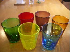【埼玉・川越】3歳からOK!ガラス器を自分好みのデザインに★サンドブラスト体験の魅力の説明画像