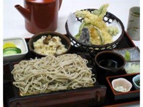 プランの魅力 伊豆之佐的天妇罗和头皮米饭是一个很棒的计划。 の画像