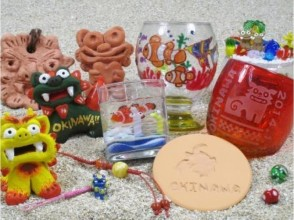 [Okinawa Shisa making experience] probably Kore If you come to Okinawa! Chura Schiesser making + painting experience the charm of the description image