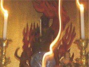 プランの魅力 It is said that praying while chanting the Fudo Myoo Mantra will improve the effect. の画像