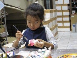 プランの魅力 绘画很容易体验,并受到孩子们的欢迎。 の画像