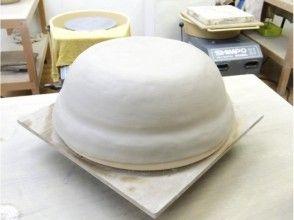 プランの魅力 Then, shape the clay to fit the form の画像
