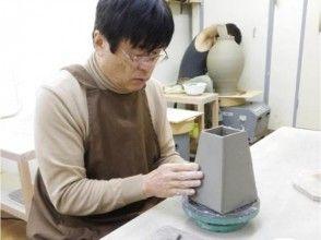 プランの魅力 Assembling boards made of clay ... の画像