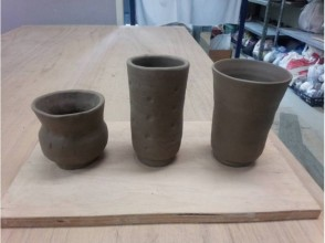 [Tokyo, pottery experience] trying to idea to form! Charm of description image of the half-day pottery experience