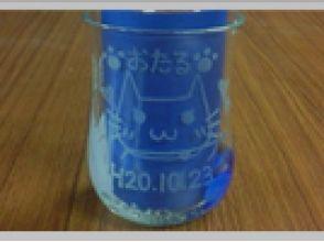 【北海道・グラスルーティング】グラスに思い思いの絵を描こう!グラスルーティング体験の魅力の説明画像