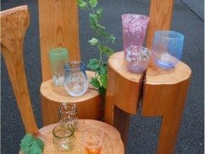 【栃木県・吹きガラス】日光でグラス作り!20分でマイグラス体験の魅力の説明画像