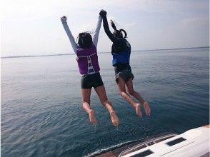 プランの魅力 Dive from the boat-! That! ! ! の画像