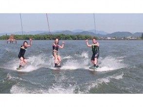 プランの魅力 You can also draw three people if you can ski well! ! ! の画像