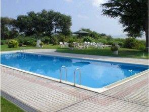 プランの魅力 There is pool, too. You can use it freely. の画像