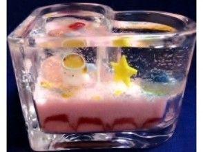 プランの魅力 ハートグラスでキュートな仕上がりに! の画像