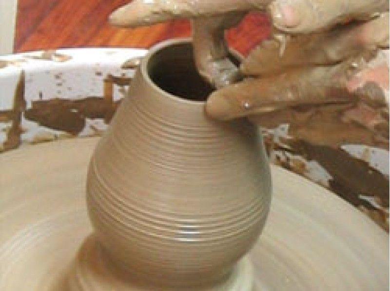 プランの魅力 電動ろくろ陶芸体験での作品は、焼成後に食器としての使用が可能です の画像