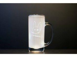 プランの魅力 泡立つビールジョッキ2 の画像