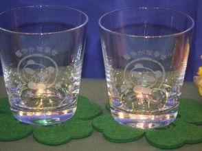 プランの魅力 お揃いのグラスをプレゼントしてみては? の画像