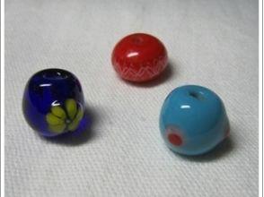 プランの魅力 Choose the glass of your favorite color and make your own dragonfly ball. の画像