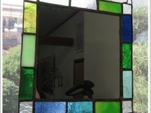 """プランの魅力 You can choose from """"mirror glass"""" and """"photo frame"""". の画像"""