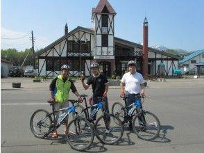 ニセコの街をガイドと一緒に爽快にサイクリング!の魅力の説明画像