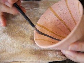 【東京都・陶芸電動ろくろ】気分は陶芸家!電動ろくろコース(成形~絵付け・2回)の魅力の説明画像