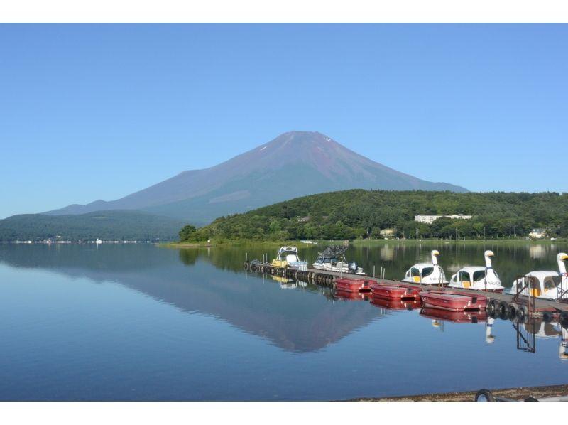 プランの魅力 目の前に富士山 の画像